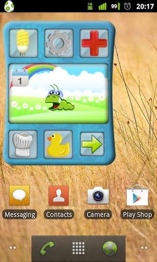 DroidPet Widget Lite - Imagem 1 do software