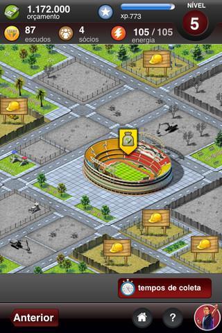 São Paulo FC Fantasy Manager - Imagem 3 do software
