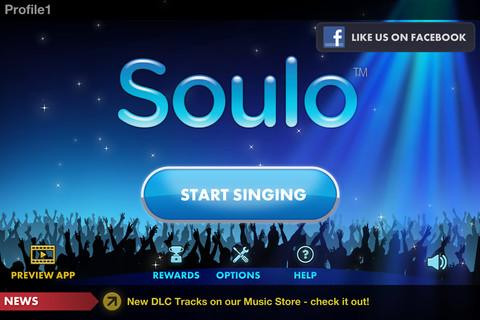 Soulo Karaoke - Imagem 1 do software