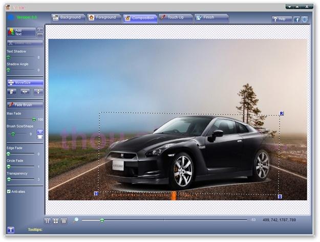 FotoMix - Imagem 1 do software