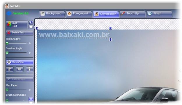 FotoMix - Imagem 4 do software