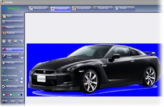 FotoMix - Imagem 5 do software