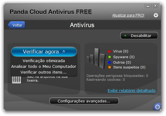 antivirus panda gratis portugues baixaki