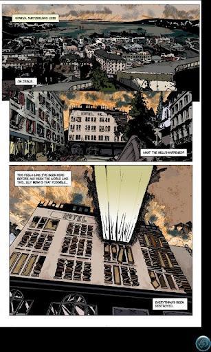 Collider Comics - Imagem 1 do software