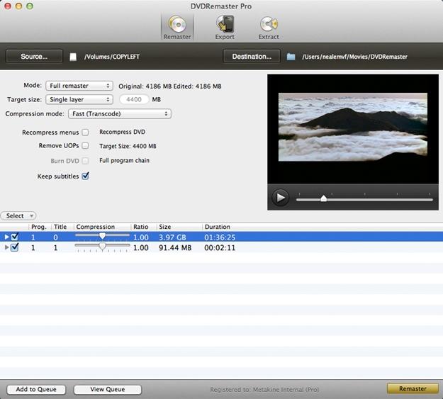 DVDRemaster.