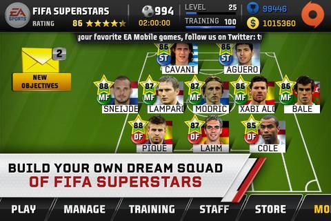 FIFA Superstars - Imagem 1 do software