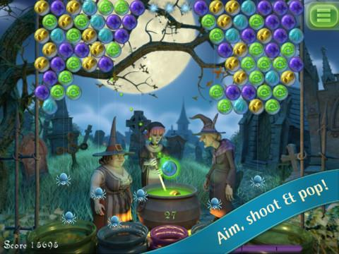 Bubble Witch Saga - Imagem 1 do software