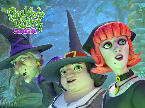 Bubble Witch Saga - Imagem 2 do software