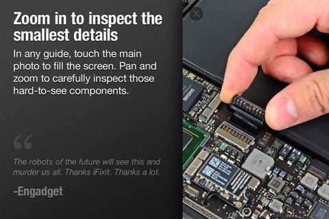 iFixit: Repair Manual - Imagem 1 do software