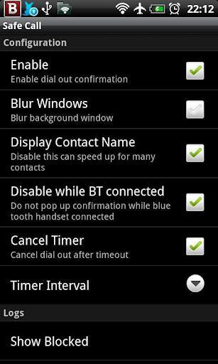 Call Confirmer - Imagem 2 do software