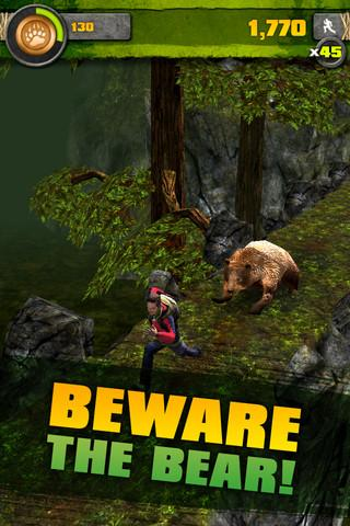 Survival Run with Bear Grylls - Imagem 1 do software