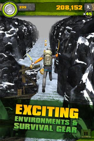 Survival Run with Bear Grylls - Imagem 2 do software