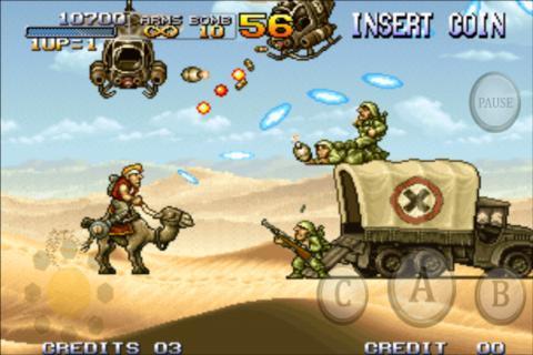 METAL SLUG 3 - Imagem 1 do software