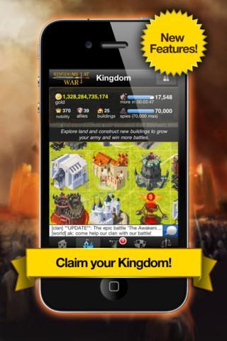 Kingdoms at War - Imagem 4 do software