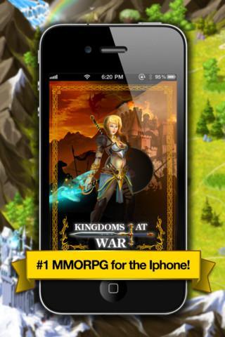 Kingdoms at War - Imagem 1 do software