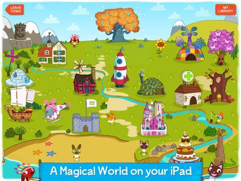 Magic Town - Imagem 2 do software