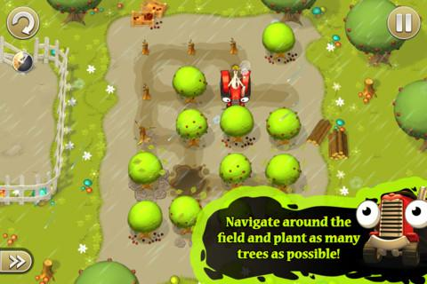 Tractor Trails - Imagem 1 do software
