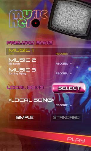 Music Hero - Imagem 1 do software