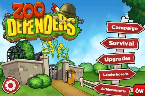 Zoo Defenders - Imagem 1 do software