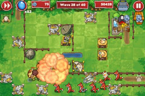 Zoo Defenders - Imagem 4 do software