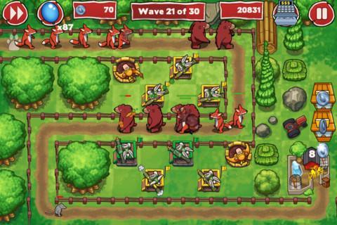 Zoo Defenders - Imagem 2 do software