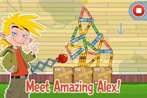 Amazing Alex - Imagem 2 do software
