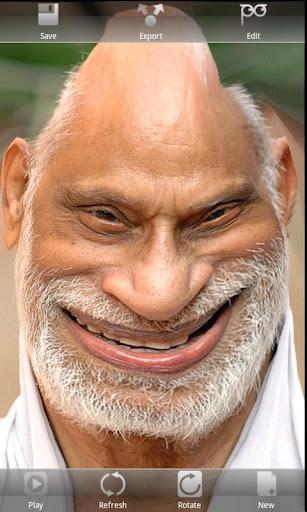 PicsArt Goo - Liquid face - Imagem 1 do software
