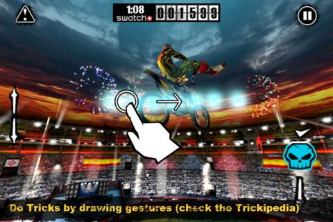 Red Bull X-Fighters 2012 - Imagem 1 do software