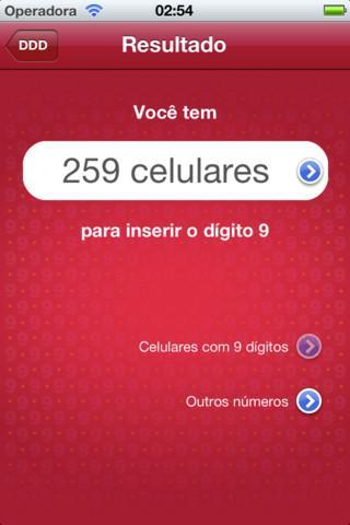 9 Dígitos Lite - Imagem 1 do software