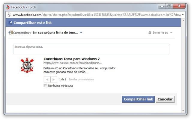 Torch Browser Download para Windows Grátis