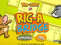 Tom and Jerry: Rig-a-Bridge.