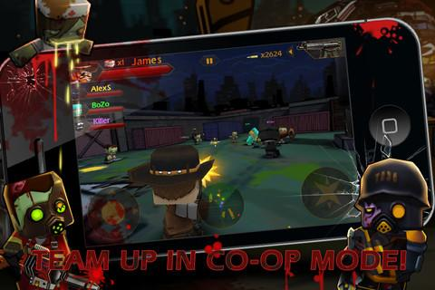 Call of Mini: Zombies - Imagem 1 do software