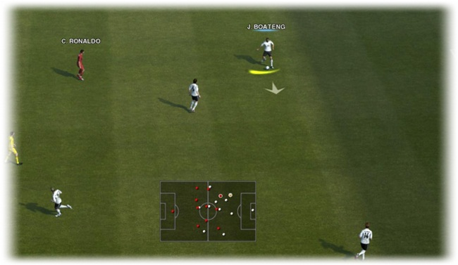 Pro Evolution Soccer 2013 - Imagem 6 do software