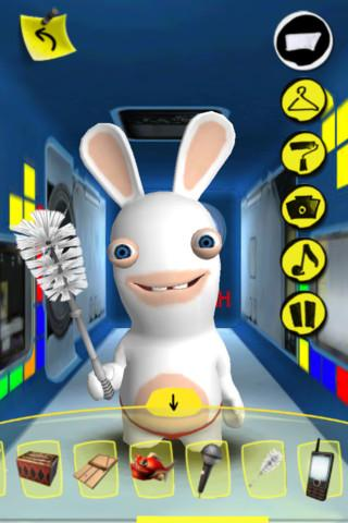 Rabbids Go Phone Again - Imagem 2 do software