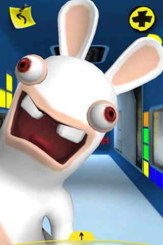 Rabbids Go Phone Again - Imagem 1 do software