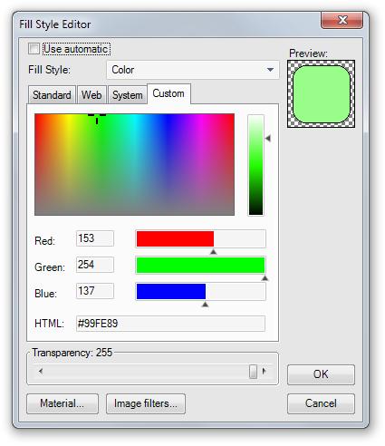 Nevron Diagram Designer - Imagem 3 do software