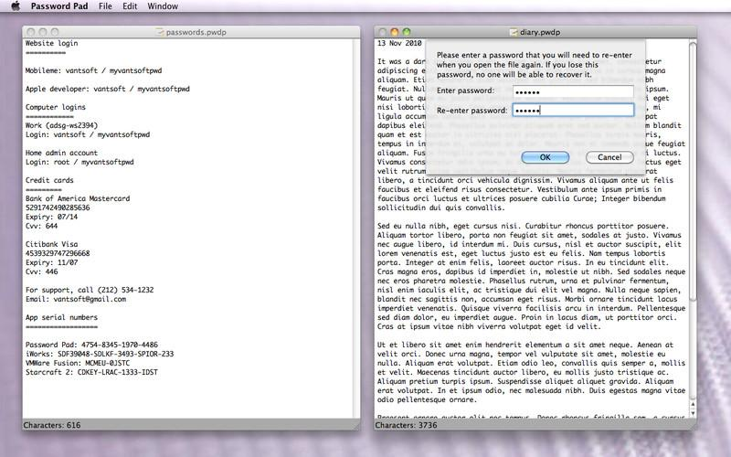 Password Pad - Imagem 1 do software