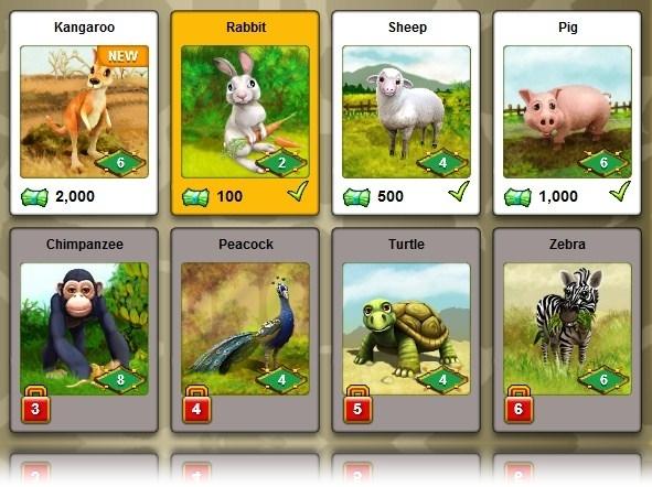 My Free Zoo - Imagem 2 do software