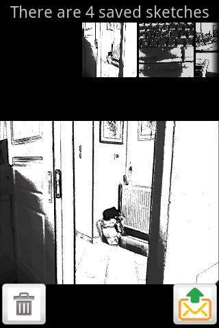 Sketch Camera Free - Imagem 2 do software