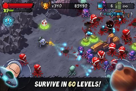 Monster Shooter: The Lost Levels - Imagem 1 do software