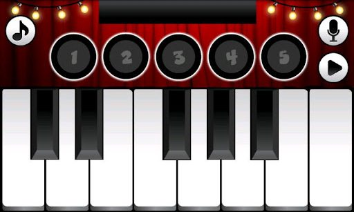 Baby Piano : Happy New Year - Imagem 1 do software