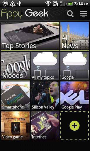Appy Geek - Imagem 1 do software