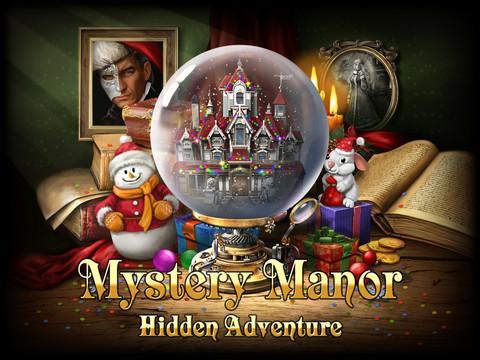 Mystery Manor: Hidden Adventure - Imagem 1 do software