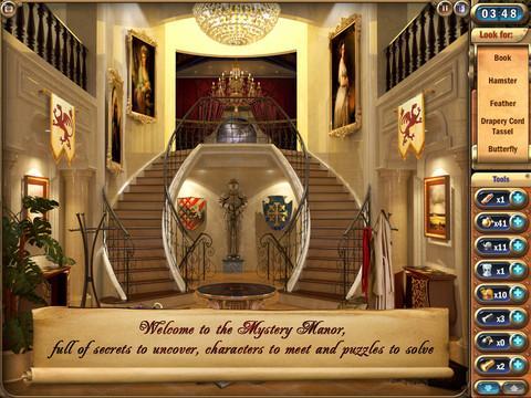 Mystery Manor: Hidden Adventure - Imagem 2 do software
