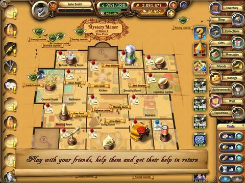 Mystery Manor: Hidden Adventure - Imagem 5 do software