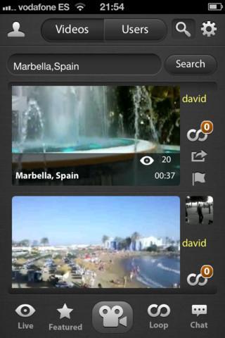 Looplr Social Video - Imagem 1 do software