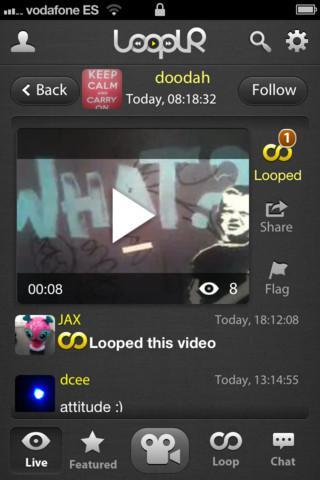 Looplr Social Video - Imagem 2 do software