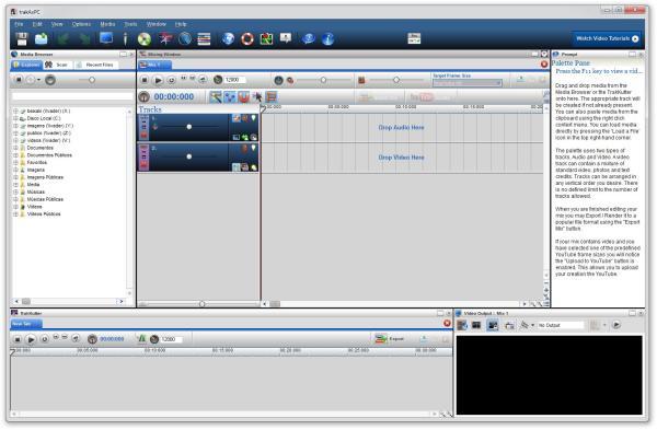 trakAxPC Pro - Imagem 1 do software