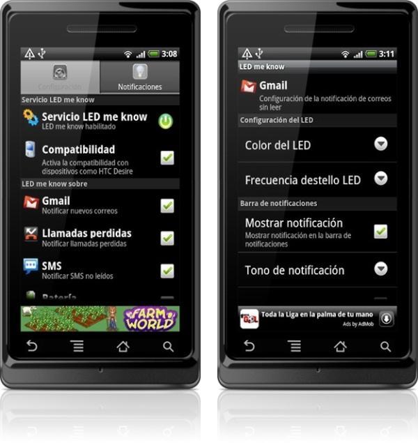 Android: como alterar as cores de LED de notificações - TecMundo
