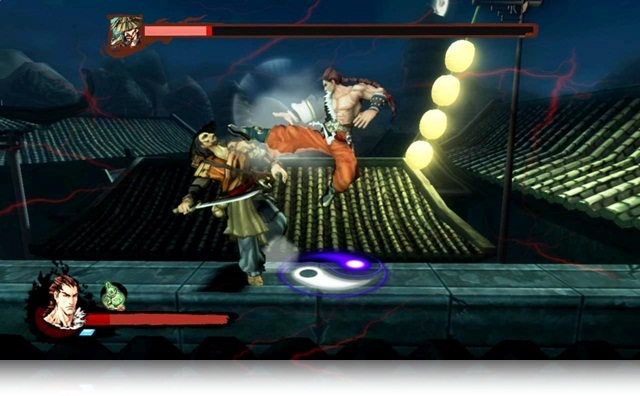 Kung Fu Strike.
